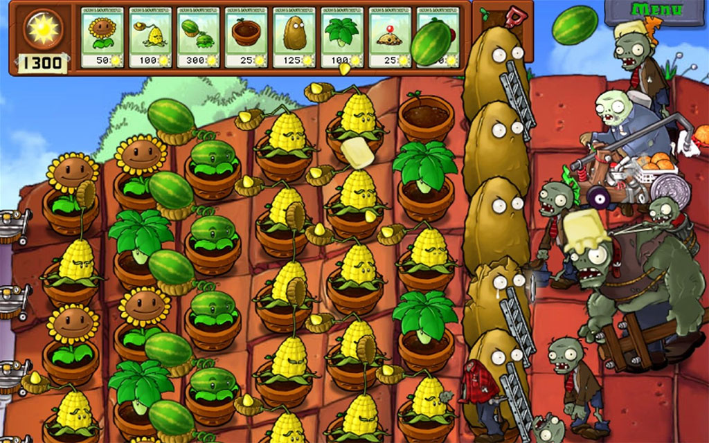 Full unlimited version buy it related games plants vs zombies game of
