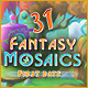 Explore a magical landscape in the latest Fantasy Mosaics!