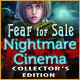 Explore the mysterious Nightmare Cinema!
