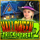 A sensational trick or treat adventure with Mike and Emma!