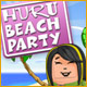 Huru Humi mania hits the beach!