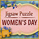 New Jigsaw Puzzle Women's Day!