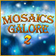 Mosaics Galore with new fantasy puzzles!