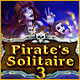 Reveal the secret of a treasure island in Pirate's Solitaire 3!