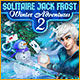 Chill out with the all new Solitaire Jack Frost!