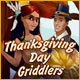 120 exciting nonograms in Thanksgiving Day Griddlers!
