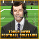Score a touchdown in the Solitaire Football League!