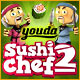 Step into the delicious world of Youda Sushi Chef 2