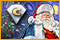 Yuletide Legends: Who Framed Santa Claus Collector's Edition, Santa's been arrested!