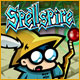 Spellspire is a thrilling mashup of word game and action game!
